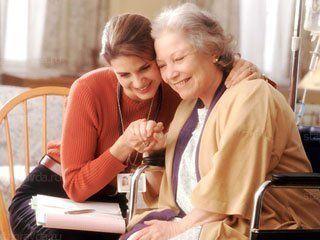 Работа у пожилых людей на дому дом престарелых челябинск волонтеры