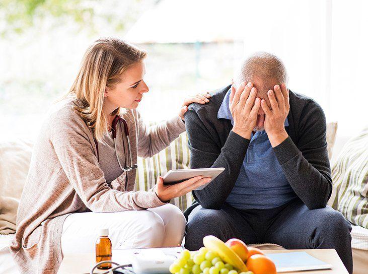 Психиатр для пожилых на дом горячий ключ дом для престарелых